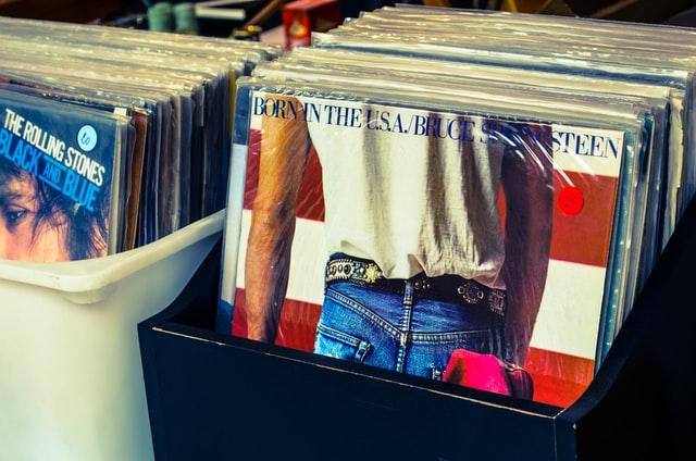 Vinyl Platten
